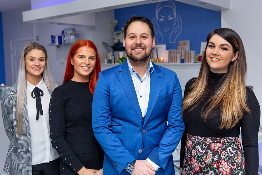 North West Aesthetics Team