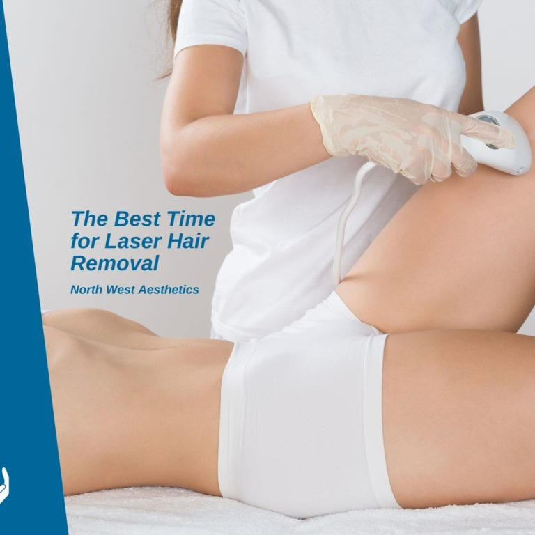 The Best Time for Laser Hair Removal
