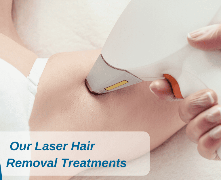 What You Need To Know About Our Laser Hair Removal Treatments