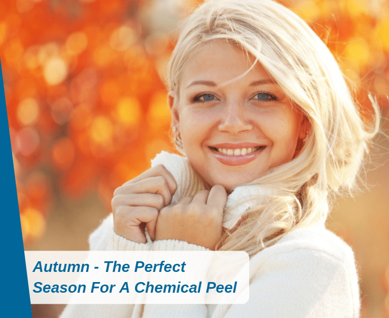 Autumn – The Perfect Season For A Chemical Peel